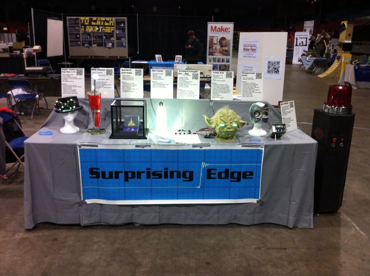 Vancouver Mini Maker Faire2012